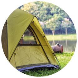 אוהלים ולינת שטח