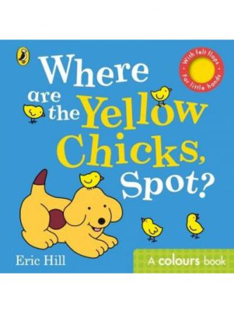 WHERE ARE THE YELLOW CHICKS  SPOT?